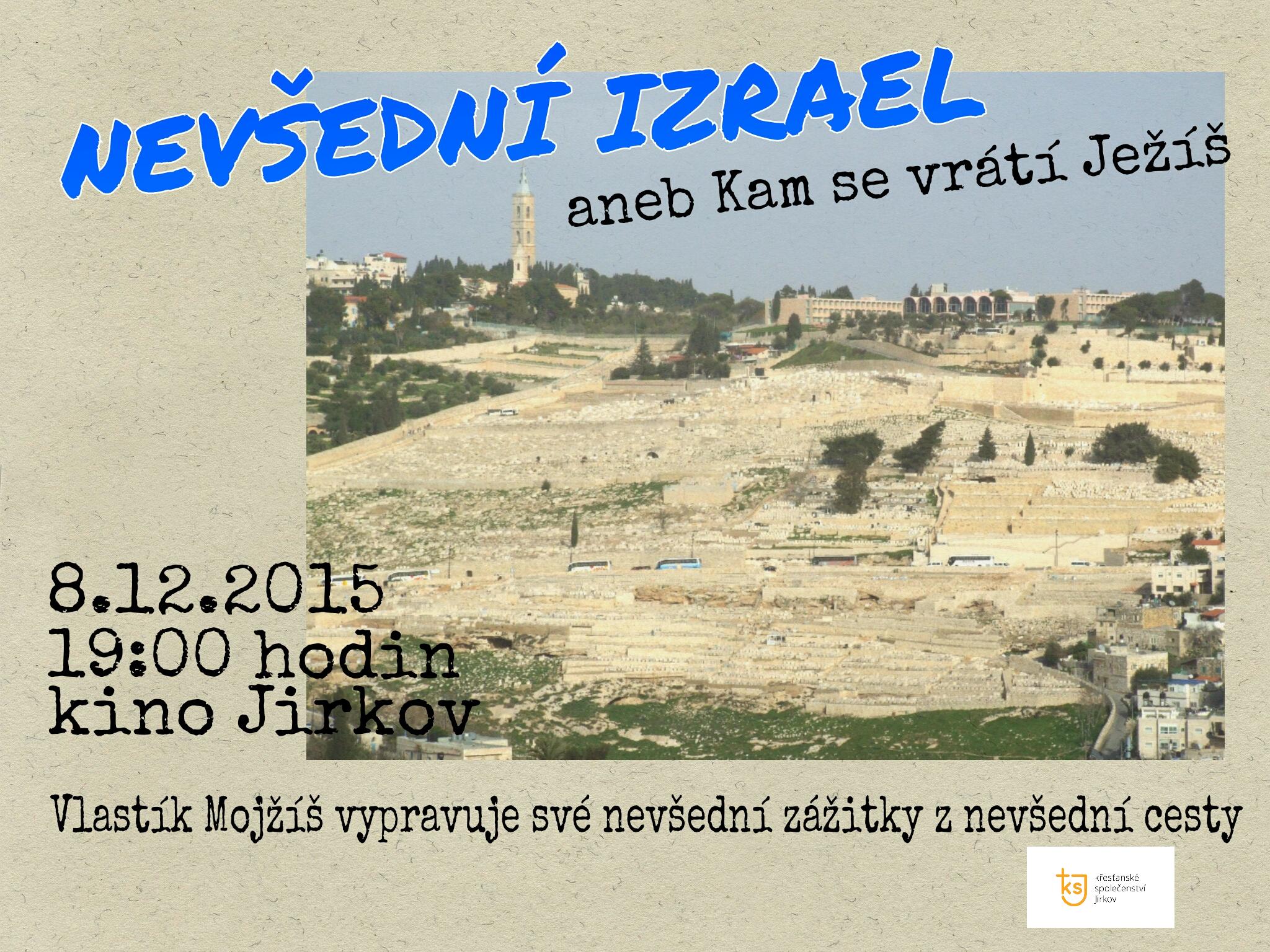 V.Mojžíš - Izrael