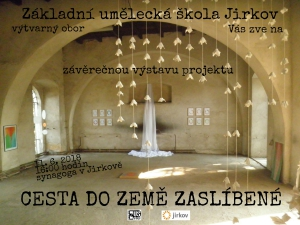 Plakát Synagoga 2018
